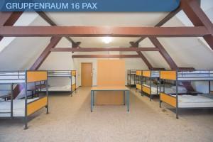 Gruppenraum 16 Pax