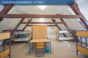 Gruppenraum 14 Pax