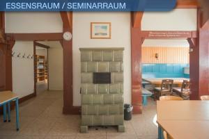Essensraum / Seminarraum
